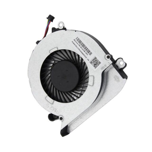 For HP Pavilion 15-AB Series Laptop CPU Cooling Fan 4-Pin P/N 812109-001