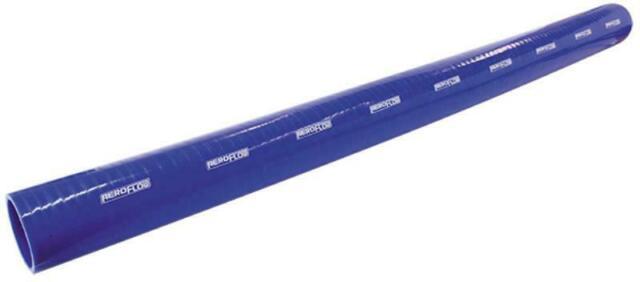 """Aeroflow Silicone Hose Str Blue I.D 6.00"""" 153Mm Wall 5.3Mm 1M Long Af 9001-600L"""