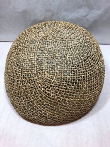 Brand New Capas Vented Ascot Straw Hats with Tag