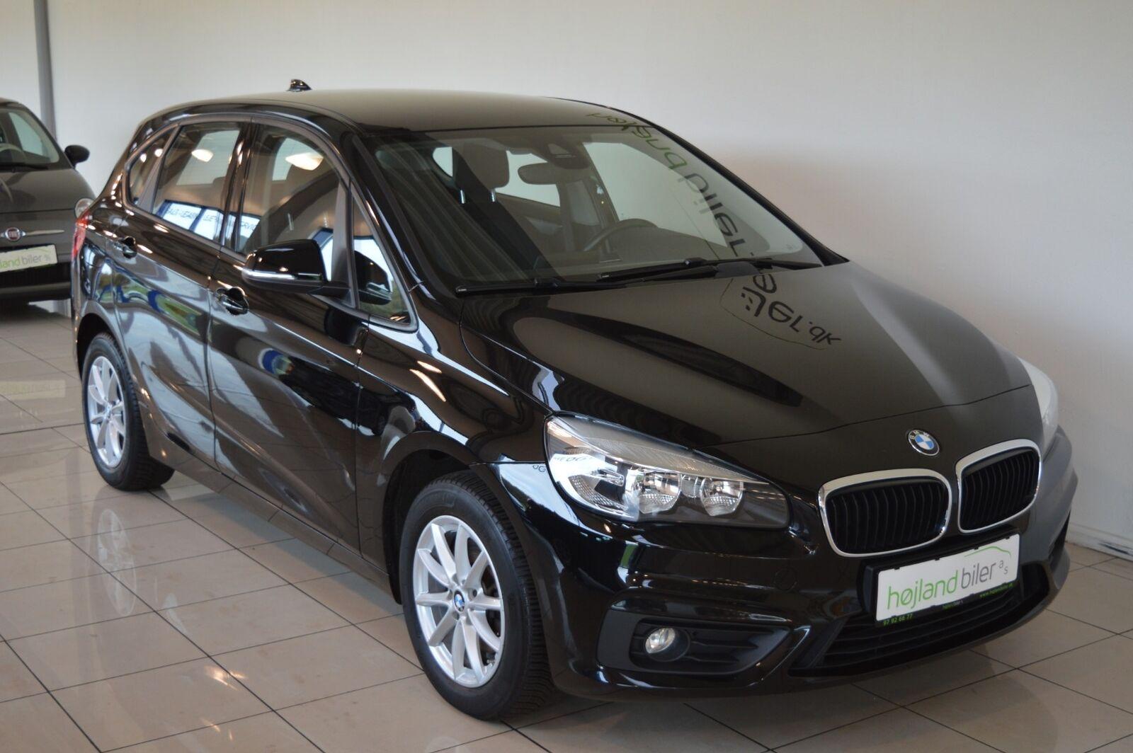 BMW 218d 2,0 Active Tourer 5d