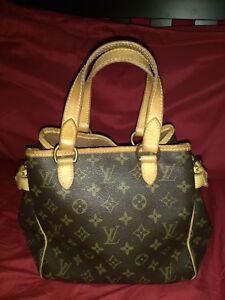 Image Is Loading Authentic Pre Owned Vintage Louis Vuitton Handbag