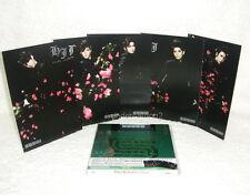 K-POP SS501 Destination Taiwan CD +36P Booklet +5 Cards