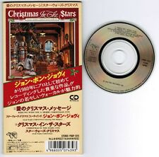 "JON BON JOVI Star Wars Christmas/ Xmas at the Stars JAPAN 3""CD PODP-1015 Unsnap"