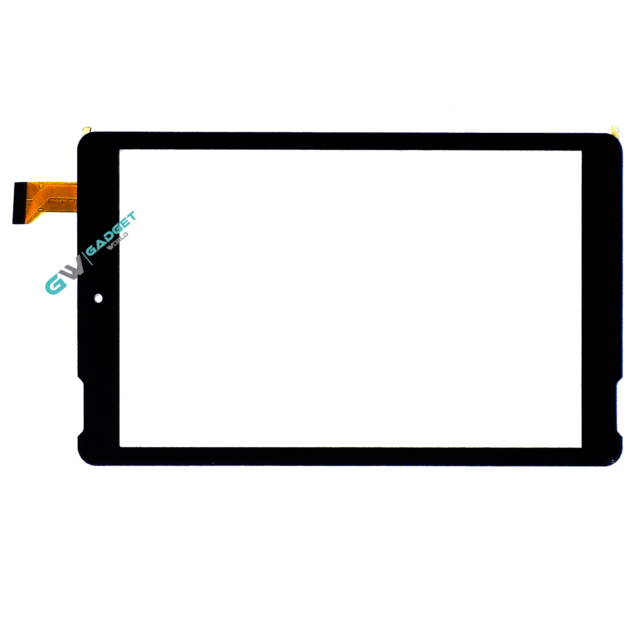 Alba MK9 2NW 8 Inch Touch Screen Digitiser Glass Lens PURPLE TAB YJ433FPC-V0 UK