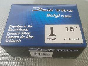 """2 CHAMBRES A AIR DELI TIRE BUTYL TUBE 16"""" 2 - ¼ X 16 U226S NEUF - France - État : Neuf: Objet neuf et intact, n'ayant jamais servi, non ouvert, vendu dans son emballage d'origine (lorsqu'il y en a un). L'emballage doit tre le mme que celui de l'objet vendu en magasin, sauf si l'objet a été emballé par le fabricant d - France"""