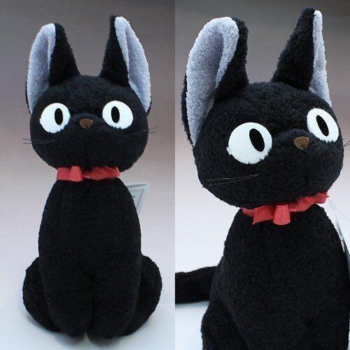 New Kiki/'s delivery service jiji Plush Doll M size Studio Ghibli Japan