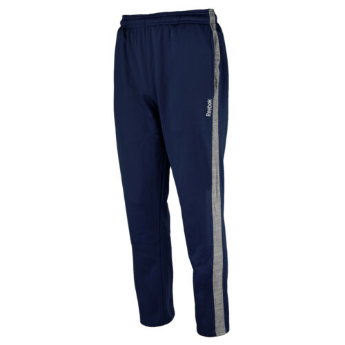New With Tags Men/'s Reebok Athletic Gym Muscle Pants Joggers Tech Sweatpants