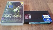 BLACK MASK 2 CITY OF MASKS - ANDY ON, TRACI LORDS - VHS VIDEO TAPE