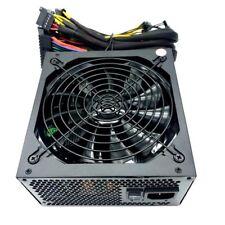 "1000 Watt 140mm 5.51"" Quiet Fan ATX PC Power Supply ATX EPS 12V PCIe SATA 1000W"