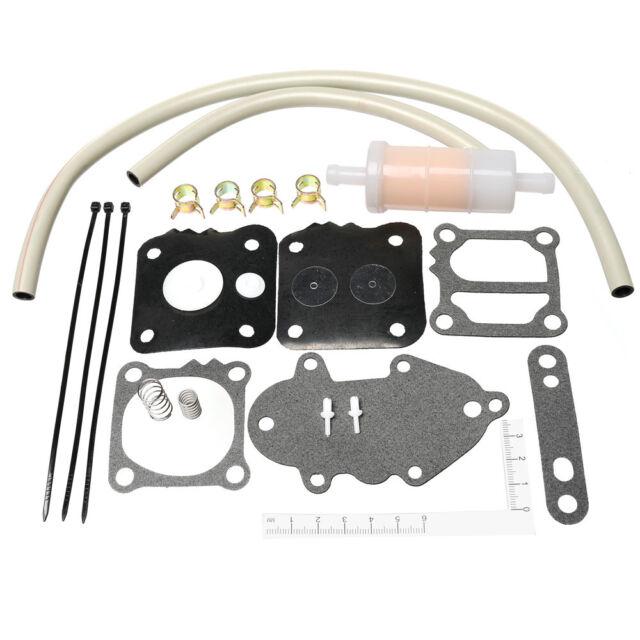 Sierra International 18-7226 Marine Carburetor Kit for Mercury//Mariner Outboard Motor