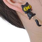 Women Girl Cute Cartoon 3D Animal Polymer Clay Stud Earrings Party Jewelry Gift
