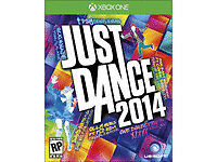 VIDEO GAME XBOX ONE Just Dance 2014 Microsoft Xbox One 2013 FACTORY SEALED NEW
