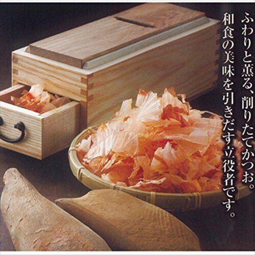 Koyanagi industry 01003 Katsuobushi Shaver Plane Dried Bonito F//S from japan NEW