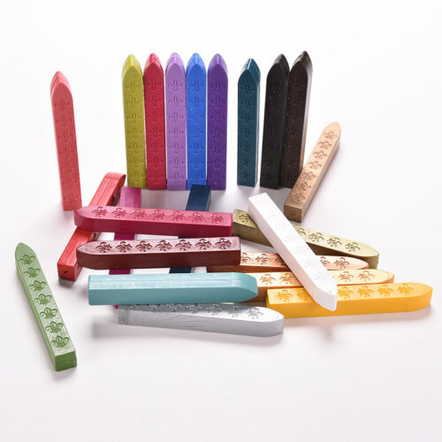 1PCS Letter Cards Embossing Sealing Wax Sticks Envelope Invitations Stamp