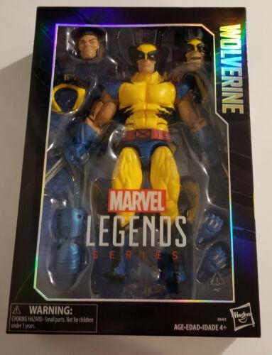 environ 30.48 cm New X-MEN Marvel Legends WOLVERINE série 12 in Action Figure ** NON OUVERT **