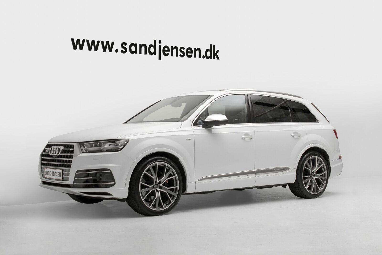 Audi SQ7 4,0 TDi quattro Tiptr. 7prs 5d - 1.229.900 kr.