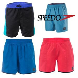 Speedo-Mens-Swim-Shorts-Swimming-Beach-Pool-Leisure-Watershorts-Size-S-M-L-XL