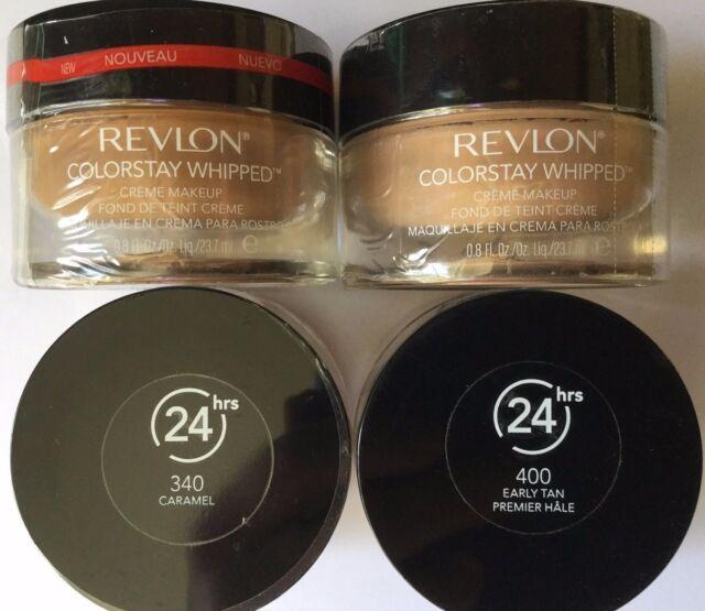 Revlon Colorstay Whipped Creme Makeup 400 Early Tan Ship Ebay