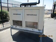 Generac 15 Kw Generator Natural Gas 935 Hrs Nice Condition