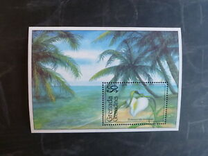 1994-GRENADA-GRENADINES-ORCHIDS-STAMP-MINI-SHEET-MNH