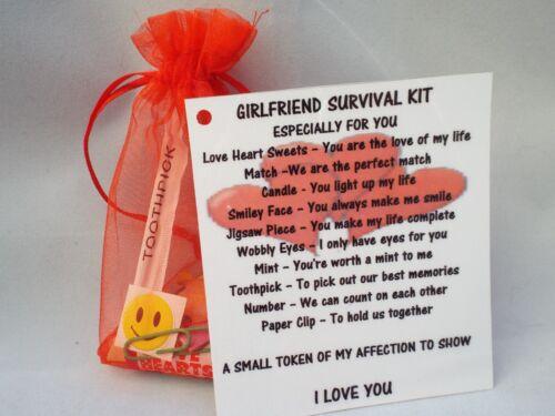 Kit de survie Cadeau Keepsake fun présents Nouveauté