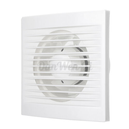 4/'/' 6/'/' Silent Wall//Ceiling Extractor Ventilation Fan For Bathroom Kitchen New
