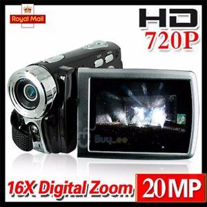 HD-20MP-16x-Zoom-DIGITAL-VIDEO-CAMERA-CAMCORDER-DV-FULL-HD-720P