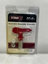 Titan Sc 6 417 Reversible Paint Sprayer Tip 662 417