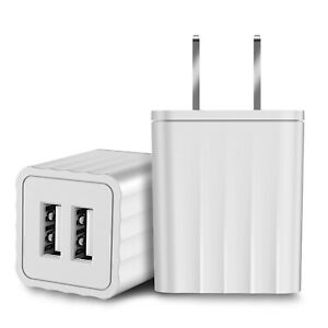 5V-2-1A-USB-Dual-Port-Fast-Charge-Wall-Charger-Adapter-Power-Plug-US-Universal