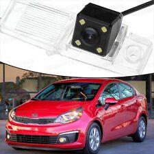 4 LED CCD Rearview Camera Reverse Parking Backup Fit for Kia Rio Sedan 2012-2016