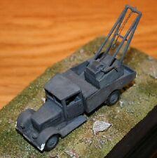 MGM 080-167 1/72 Resin WWII German Phanomen Granit H25 Tow Truck