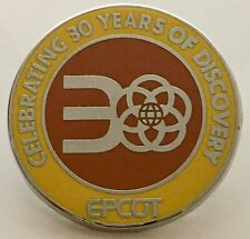 Celebrating 30 Years of Discovery Pin Disney World Epcot 30th