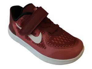 29e0cc1fde28b Nike Free RN 2017 (TDV) Toddler shoes 904257 600 Multiple sizes