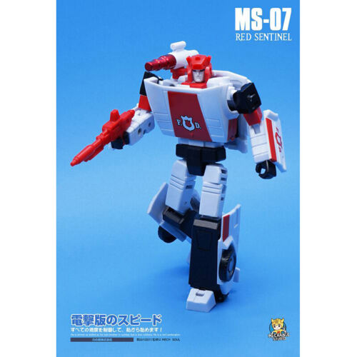 3 Style MFT Pocket Series MS-05//07 G2 Sideswipe Figure Action Toy In Stock
