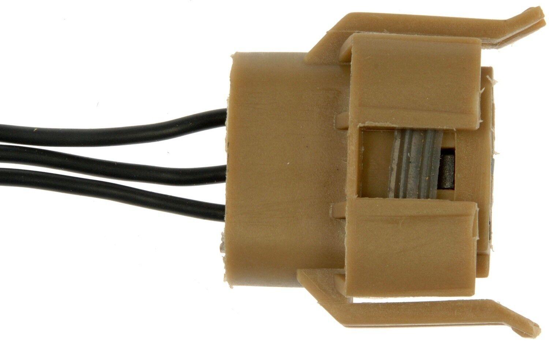 Parking Light Connector-Back Up Light Socket Dorman 84814