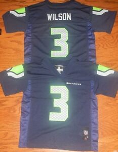 5910a94b Seattle Seahawks Russell Wilson NFL Mid Tier Toddler sizes Team ...