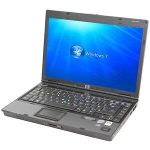 PC-PORTATILE-NOTEBOOK-USATO-HP-6910p-WIFI-BATTERIA-REGALO-NATALE-TOUCH-DVD-USB