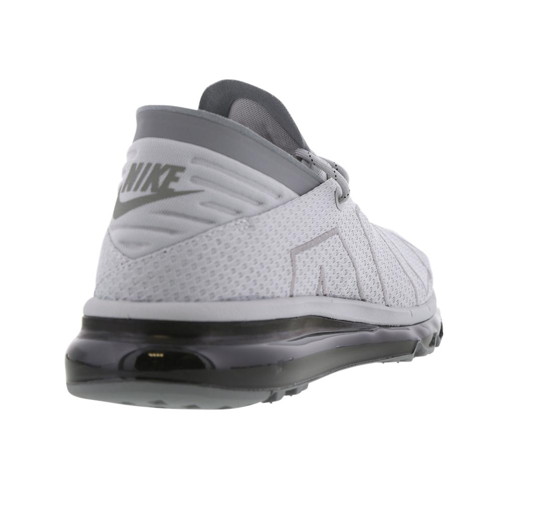 7041d01662 ... Hombre Nike Air Max Flair Gris Lobo Lobo Lobo Zapatillas Running 942236  003 f8b1c6 ...