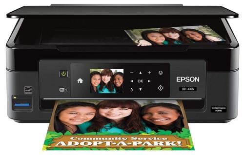Epson Expression Home XP-446 Wireless Small-in-One Printer NEW™