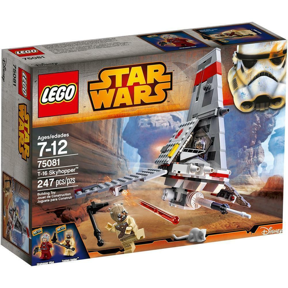 LEGO® Star Wars™ 75081 T-16 Skyhopper™ Tatooine Collectors 2015 NEU/OVP