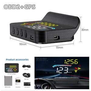 Coche-GPS-HUD-Head-Up-Display-OBD2-Proyector-velocimetro-de-exceso-de-velocidad-Advertencia-Alarma