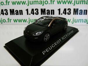 PE9-VOITURE-1-43-NOREV-PEUGEOT-RCZ-R-concept-2012-noir-mat