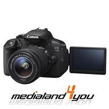 Canon EOS 700D mit EF-S 18-55mm DCIII Digitale Spiegelreflexkamera KFZ