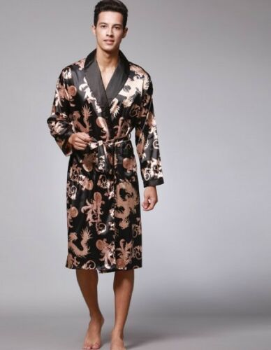 Couple Sophisticated Robe And Night Gown Wear For Men And Women Intimate Pajamas