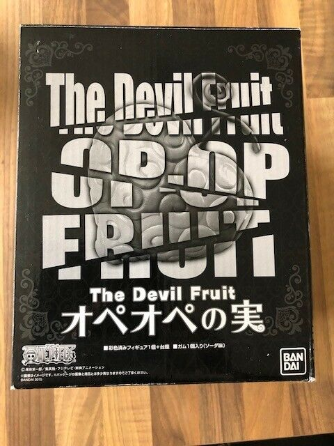 ONE PIECE       Réplique  THE DEVIL FRUIT - Le Fruit Du Démon -        NEUF NEW