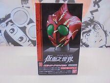 BANDAI Candy Toy Masker World 10 Kamen Rider  AMAZON ALFA