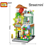 Indexbild 69 - Bausteine LOZ Modell Bausätze DIY Kinder Spielzeug Geschenk Dekoration OVP Neu