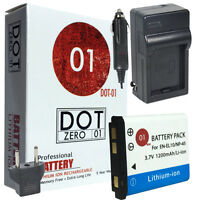 Dot-01 Battery And Charger For Olympus Tough Tg-310 Battery Charger For Tg-310