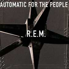 R.E.M. - Automatic For The People - CD New Sealed