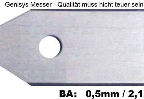 18x couteau mähroboter Gardena r40li//r45li//r70li top qualité top prix